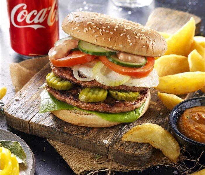 Burger special